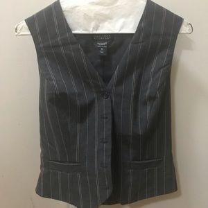 Pin striped Vest